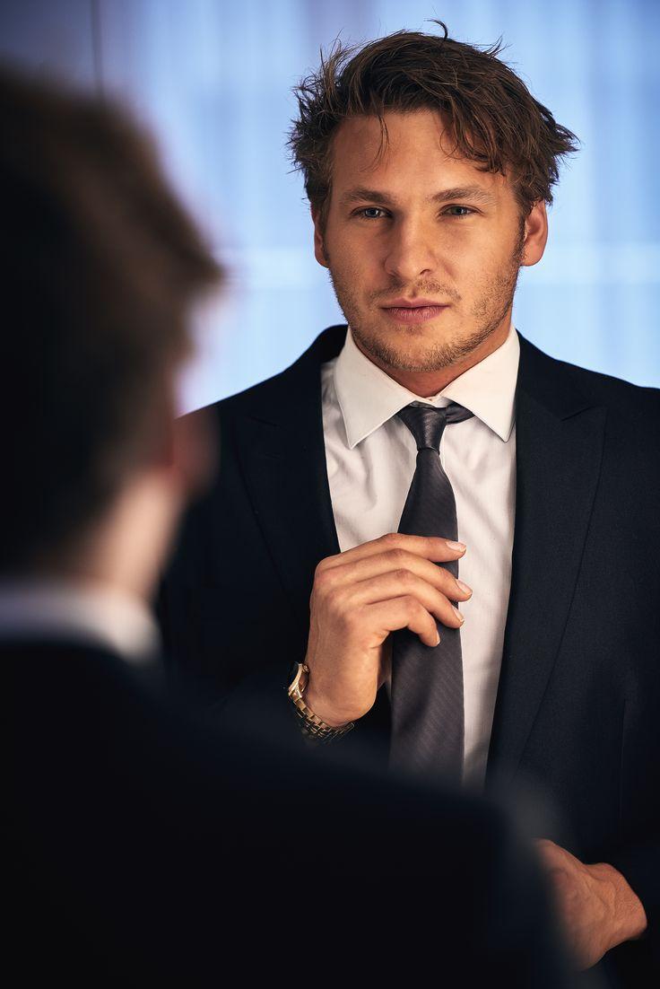 #MisterAustria Kandidat Jeffrey Dezmann in unserer #Zeitgeist #Suite :) #MissWahlen #Model