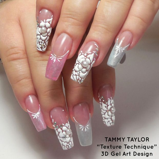 17 Best images about Nail Art Tutorial Designs on Pinterest | Tammy taylor, Color splash and ...