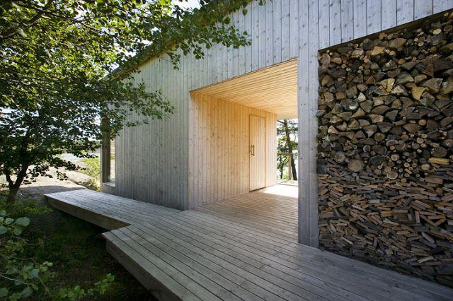 Scandanavian Design Villa Mecklin · Huttunen Lipasti Pakkanen Arkkitehdit/Architects