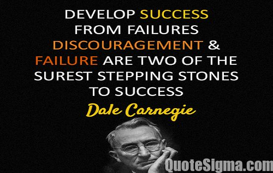 61 Amazing Quotes by Dale Carnegie