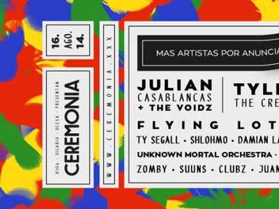 Festival Ceremonia 2014