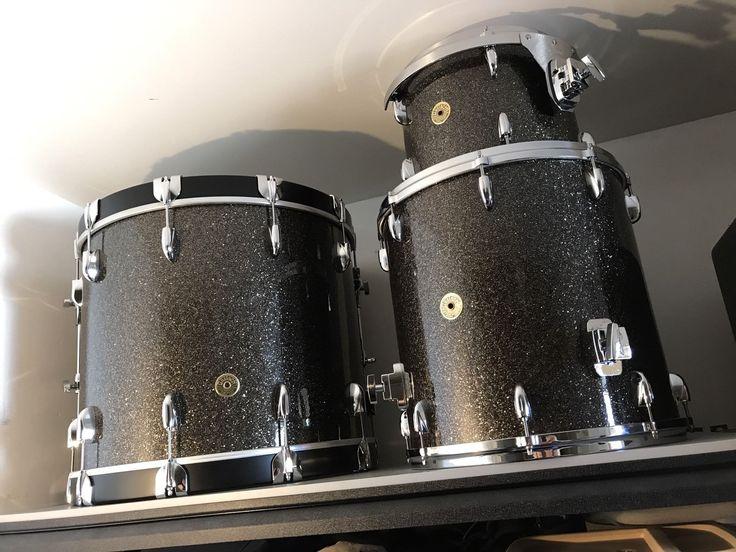 Gretsch 3pc USA Custom drums!