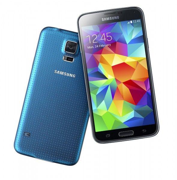 Samsung Amiral Gemisi Galaxy S5′i Resmi Olarak Tanıttı