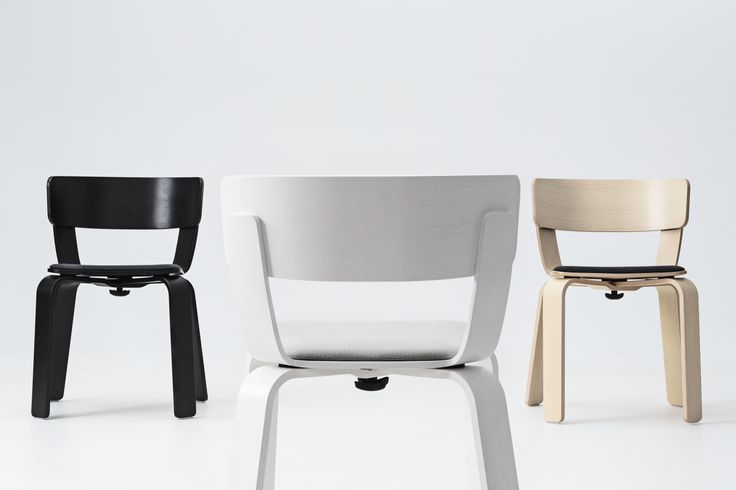 Bento chairs by Form Us With Love