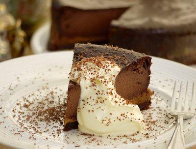 Millionaire Cheesecake