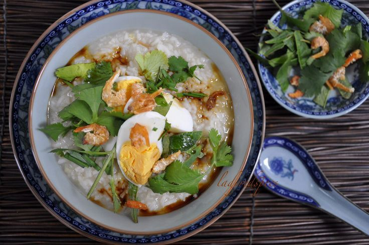Simple Ginger Congee