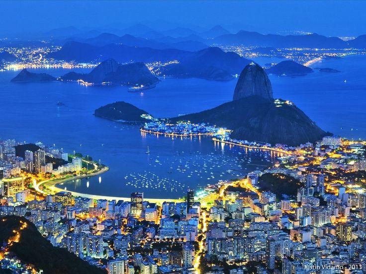 Exotic Places To #Retire Rio de Janeiro