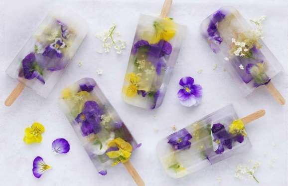You'd probably think twice before handing out these pretty popsicles to your…