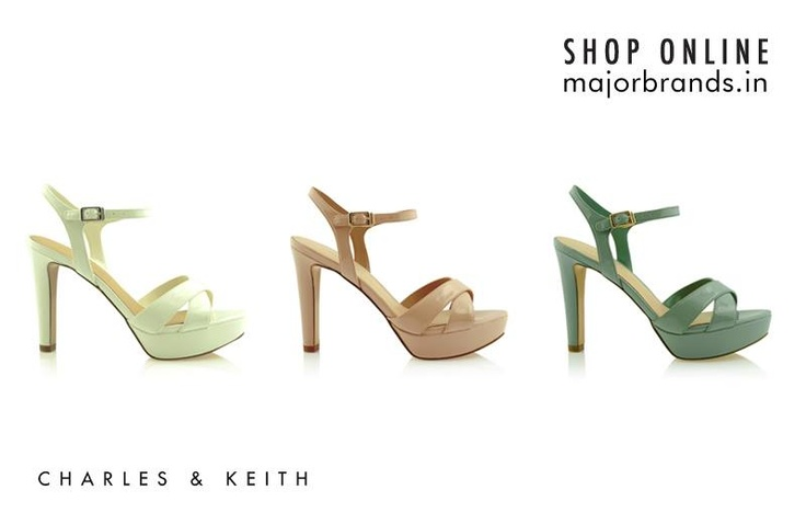 charles and keith footwear