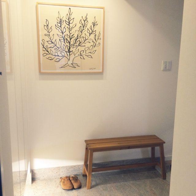 ベンチ アンリ・マティス 「低木」のインテリア実例 | RoomClip (ルームクリップ)