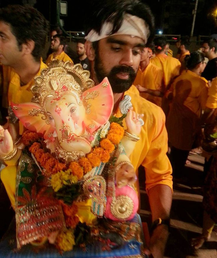 New pin for Ganpati Festival 2015 is created by by bhandari_a_m_i_t with #bappa…