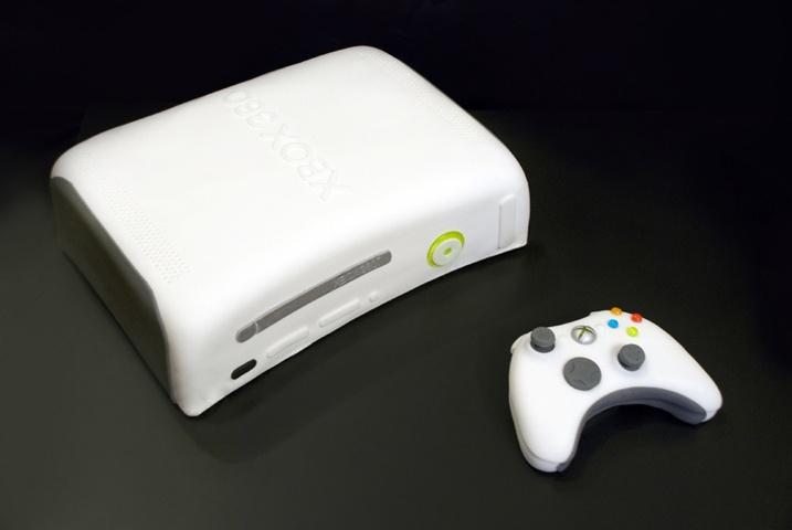 x box 360 cake