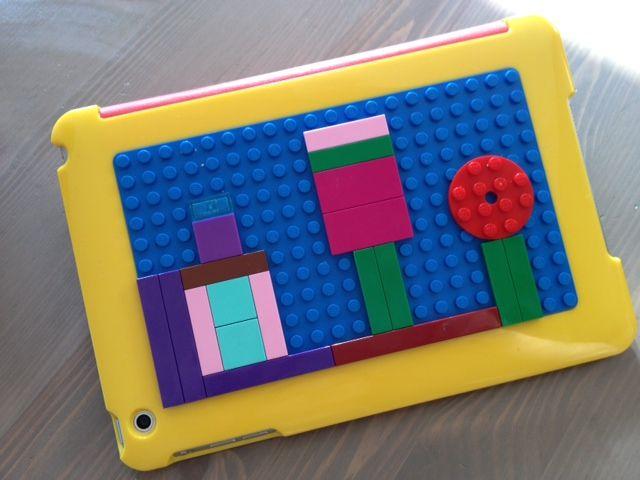 #Lego-чехол и для iPad mini - безграничный простор для детской фантазии