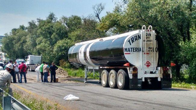 Aseguran combustible y vehículo robado en Amozoc - http://www.notimundo.com.mx/aseguran-combustible-y-vehiculo/