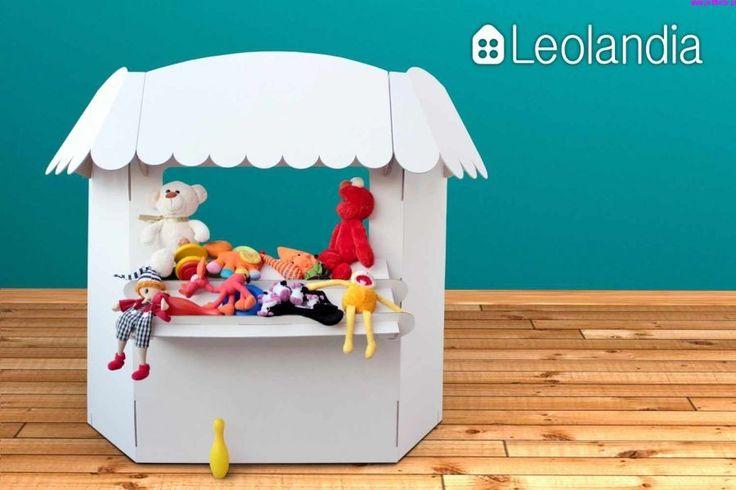 Sklep z tektury LEOLANDIA Petit bebe