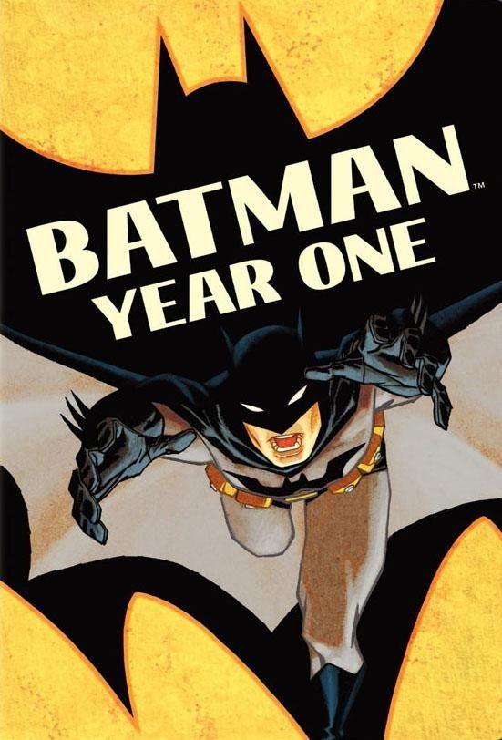 √ - Batman: year one