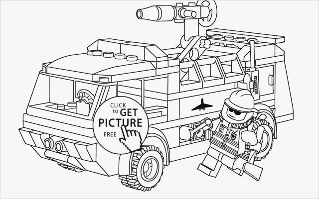 23 Great Picture Of Firefighter Coloring Pages Lego Coloring
