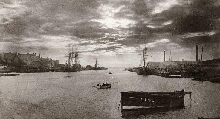 Thurso Harbour, 1890s