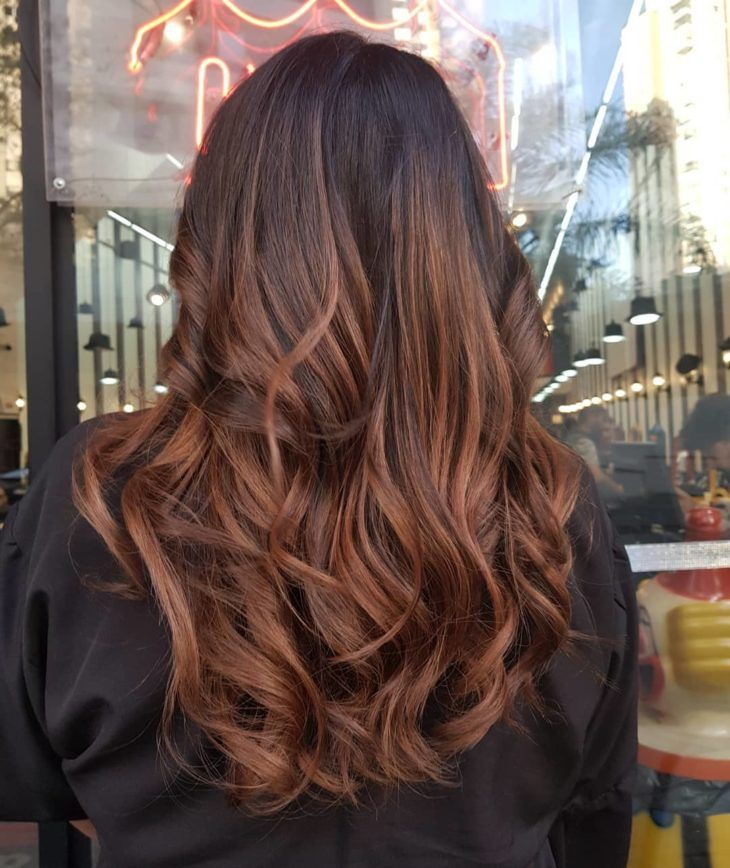 Ombré hair mel: 30 ideias para iluminar os fios no salão ou em casa | Ombre hair, Hair styles, Long hair styles