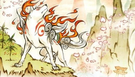 Okami HD (PS4) Review | CGMagazine: Okami HD is a good action game, but more so the dog game Ive always wanted to play, capturing the joy…