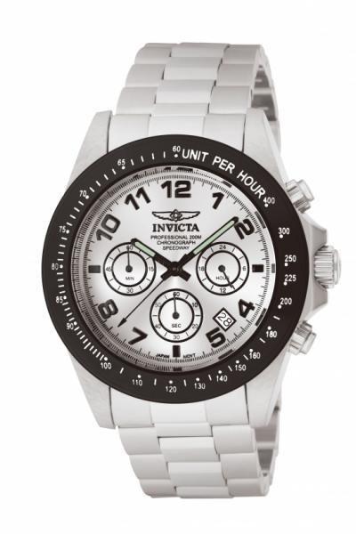 Uniquepedia.com - Invicta Men's 10702 Speedway Quartz Chronograph Silver Dial Watch, $130.00 (http://www.uniquepedia.com/invicta-mens-10702-speedway-quartz-chronograph-silver-dial-watch/)