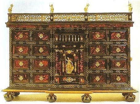 Cabinet Louis XIII