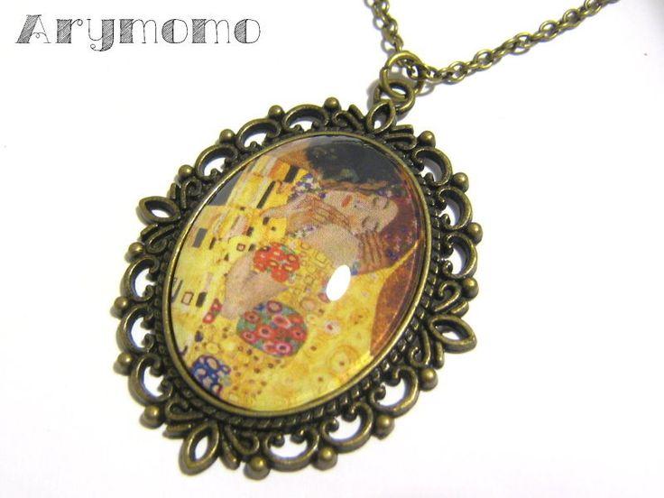 Klimt 1368 di AryMomo su DaWanda.com
