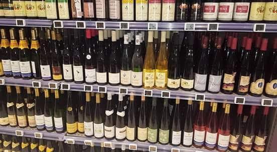 Andamento Vendita Vino 2016 nella Grande Distribuzione http://www.vinodabere.it/n-vs-n-nebbiolo-vs-nerello-oppure-giacomo-fenocchio-vs-girolamo-russo/