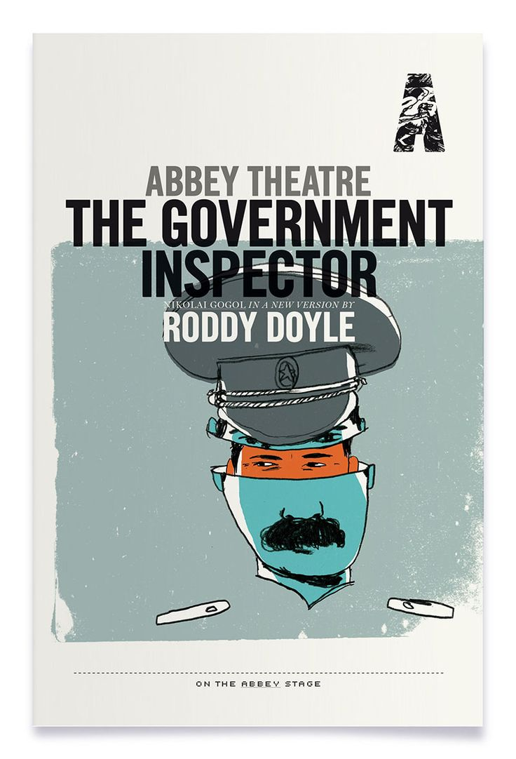 The Government Inspector (2011) Written By Roddy Doyle Directed By Jimmy  Fay Design: