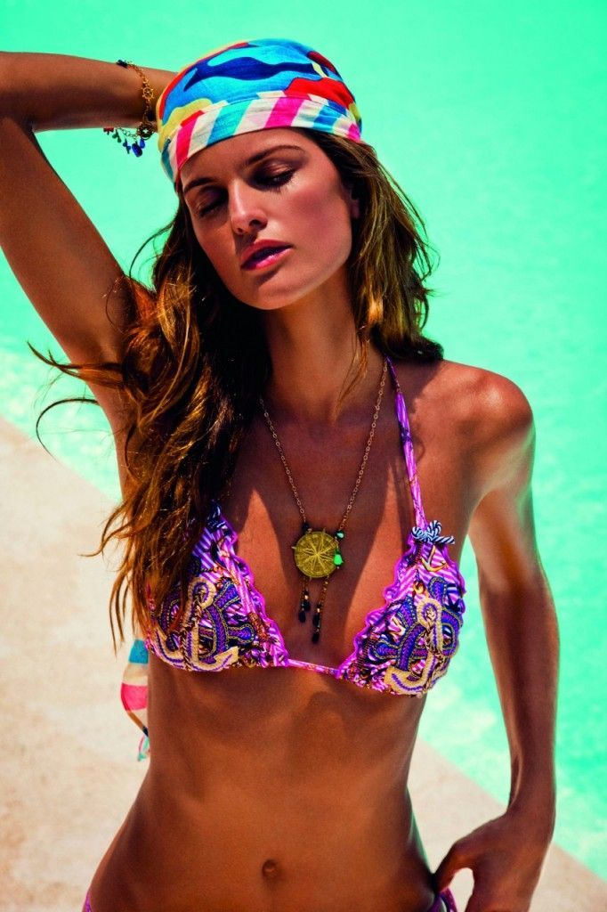 Agua Bendita swimwear //  beachwear