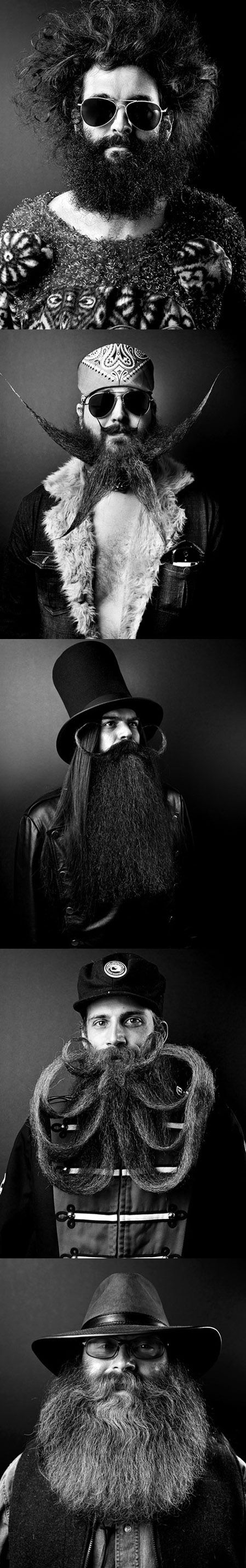 "portraits of fuzzy men ::   Justin James Muir's ""A Book of Beards""   ( http://www.bookofbeards.com )"