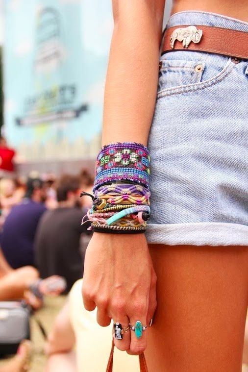Summer Boho Chic Bracelets | HelloSociety Blog