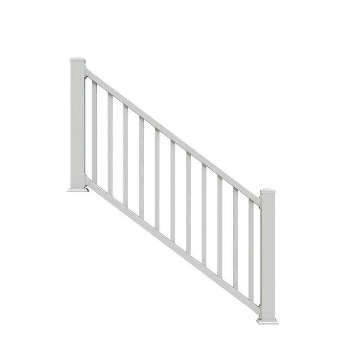 Best Xpanse Select Vinyl Railing Stair Kit 159 99 Vinyl 400 x 300