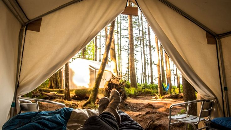 glamping ideas | glamping resort | Canada | camping | Wildcoast Adventures | Glamping.com