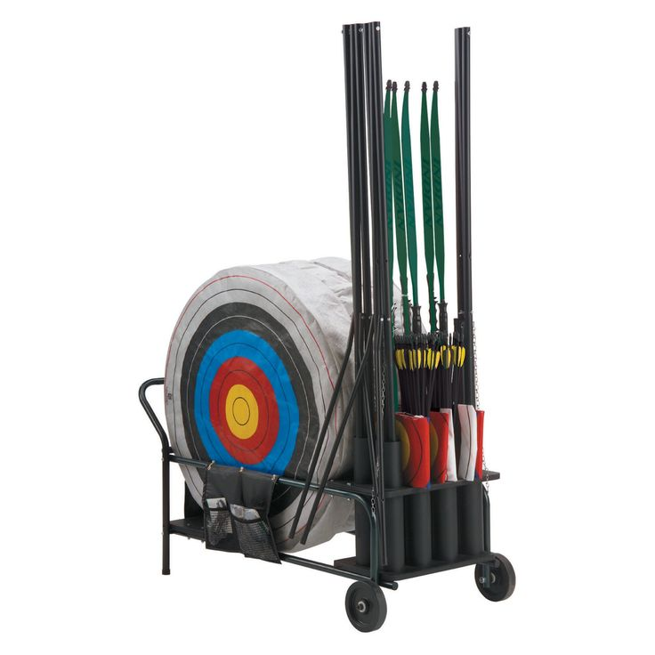 Bear Bow All-in-One Archery Cart - A4400