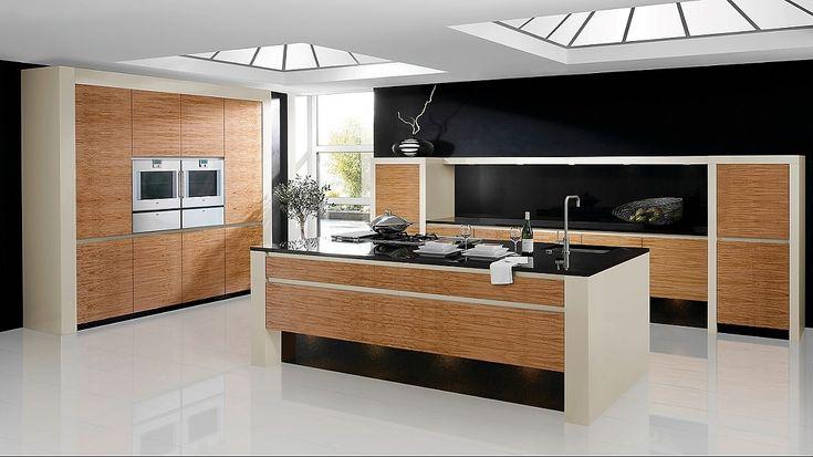 Küchen modern art  Modern ART DE LUXE (allmilmö Küchen) | Modern Kitchens | Pinterest ...