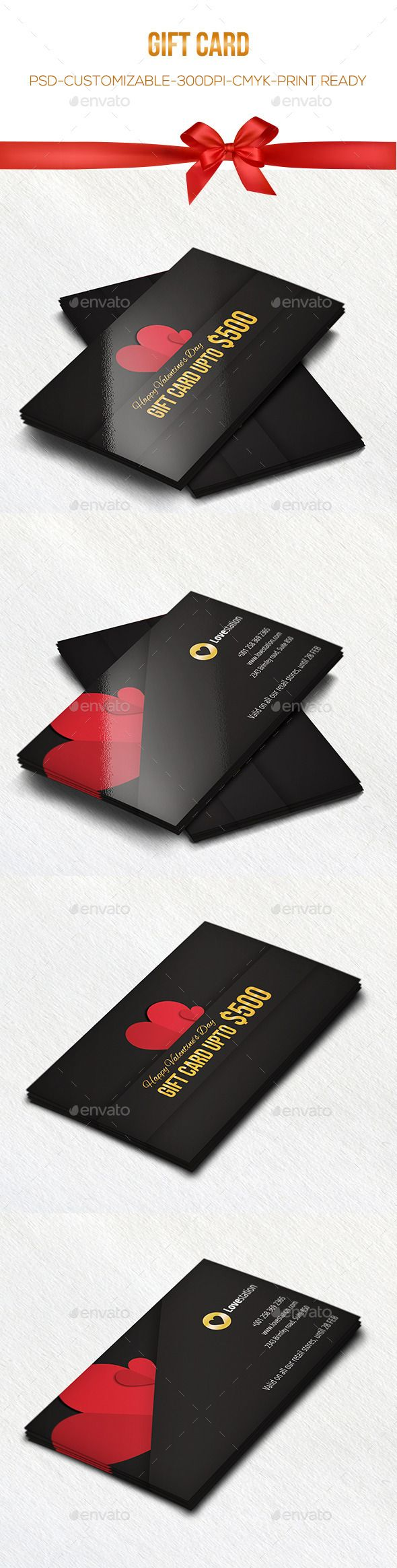 163 best voucher template design images on pinterest loyalty gift card psd template only available here httpgraphicriver yelopaper Image collections