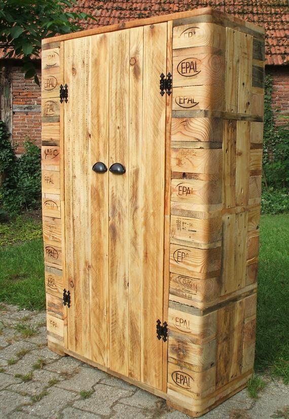 Cabinet Made Of Pallet Wood Pallet Furniture Wood Pallets Pallet Furniture Wood Pallet Furniture