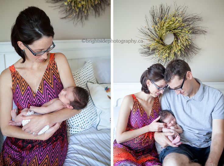 Newborn photography | Baby M | Burlington Newborn and Family Photographer » brightside photography