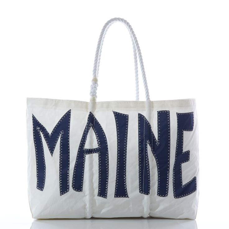 Maine Tote from Sea Bags Maine