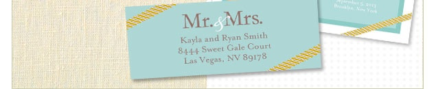Got address labels for $2.11 after taxes and shipping!  Use promotional code: A2SD-AU2E-SZRN-M9MDTE at checkout and see instant savings!  LOVE Shutterfly!