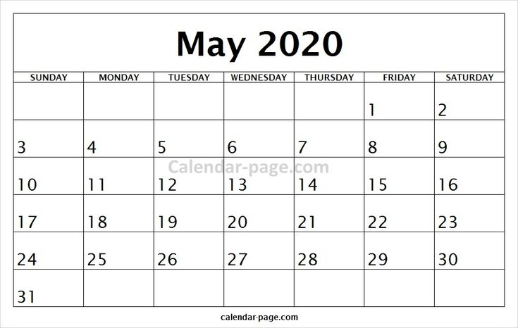 Get the best May Calendar 2020 and its free images from our website. We have shared weekly, monthly, and yearly calendars for all purposes (office work, school timetable, desktop calendar).
