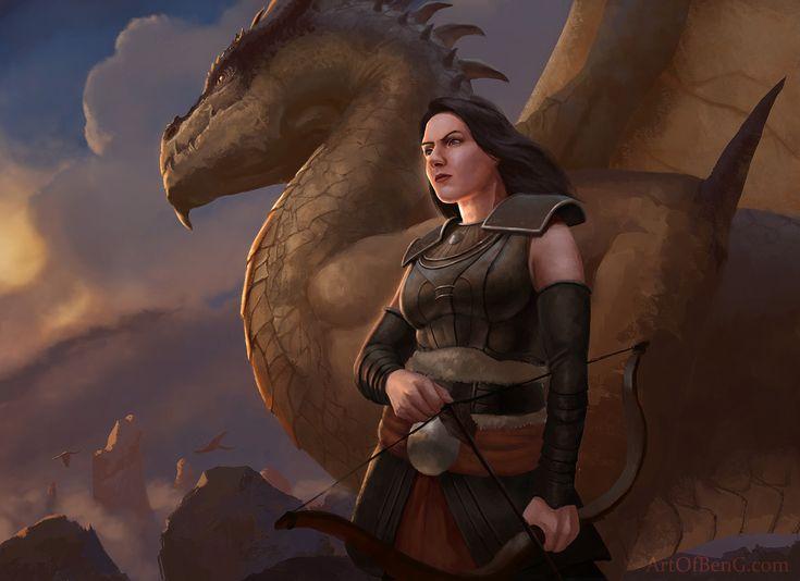 Dragon den Guardians, Ben Guldemond on ArtStation at https://www.artstation.com/artwork/8RrBn