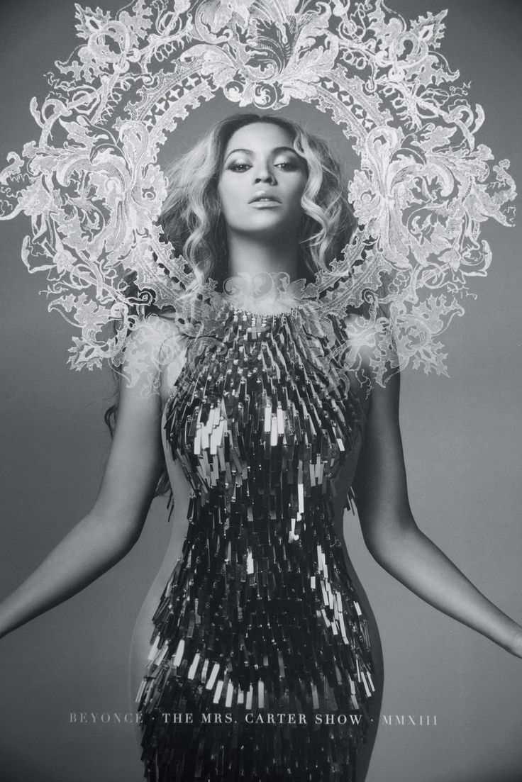 THE MRS. CARTER SHOW WORLD TOUR PROGRAM