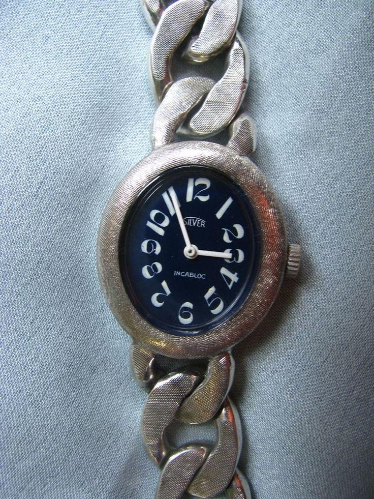 orologio marca silver