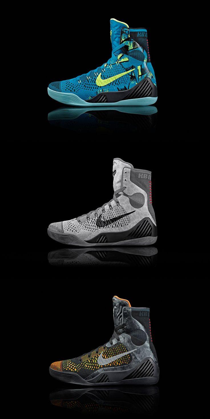 Nike Kobe 9 Elite Masterpiece Collection... Awesome....