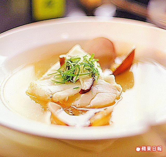 清蒸鮮魚錫箔燒