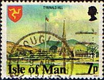 Postage Stamps Isle of Man 1978 SG 114 Tynwald Hill Fine Used SG 114 Scott 116 For Sale