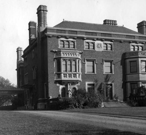 2605 Euclid Avenue - Mather Mansion :: Cleveland Press Collection