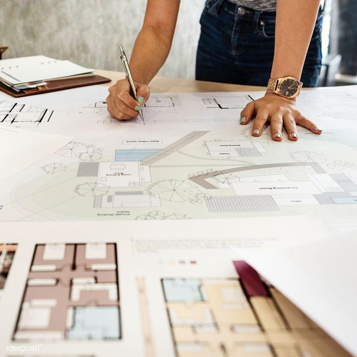 Download Premium Image Of Design Studio Architect Creative Occupation Blueprint Concept By Ake About Interior Design Architecture Project Architect And Inte Interior Design Jobs Architect Jobs Design Jobs